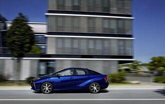 Toyota Mirai FCV Fuel Cell Vehicle Brennstoffzellenauto