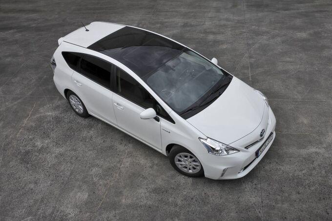Toyota Prius Plus 1.8 Hybrid 2012