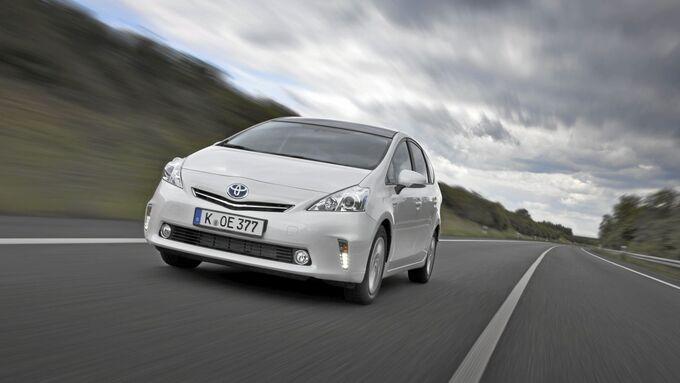 Toyota Prius Plus 1.8 Hybrid 2015