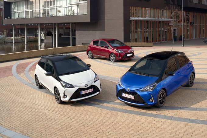Toyota Yaris 1.5 Hybrid 2017