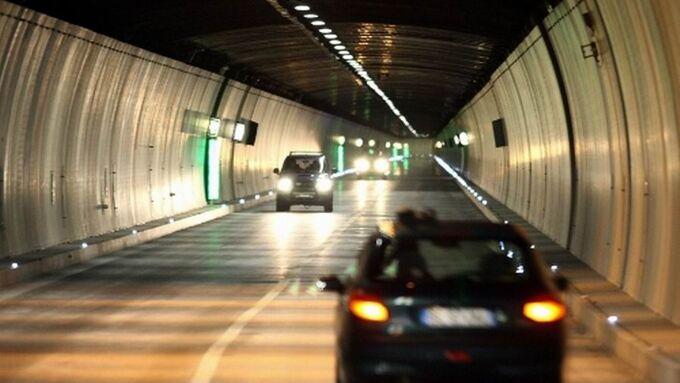 Tunnel, ADAC