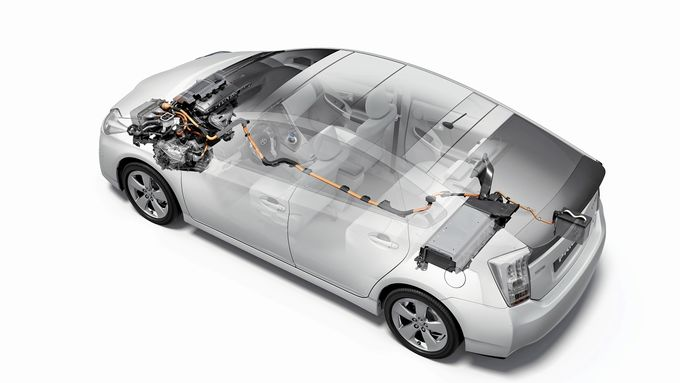 Tyota Prius hybrid