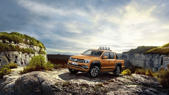 VW, Amarok, Canyon