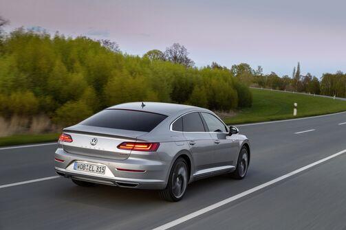 VW Arteon viertürige Coupé-Limousine