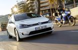 VW E-Golf, Golf GTE