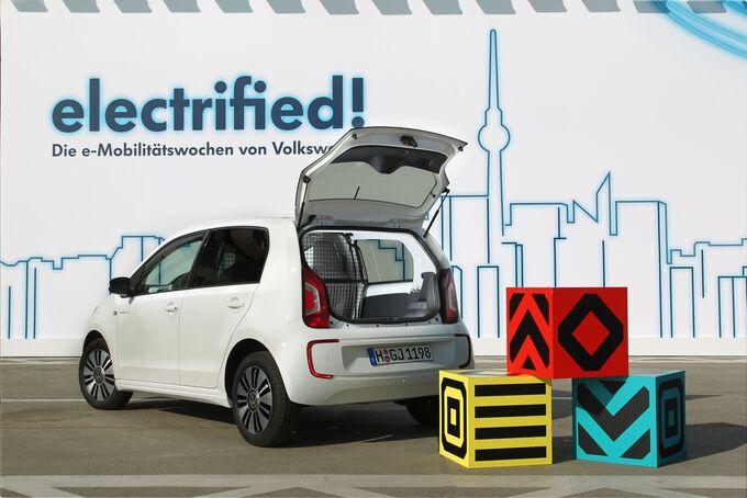 VW E-load Up 2014