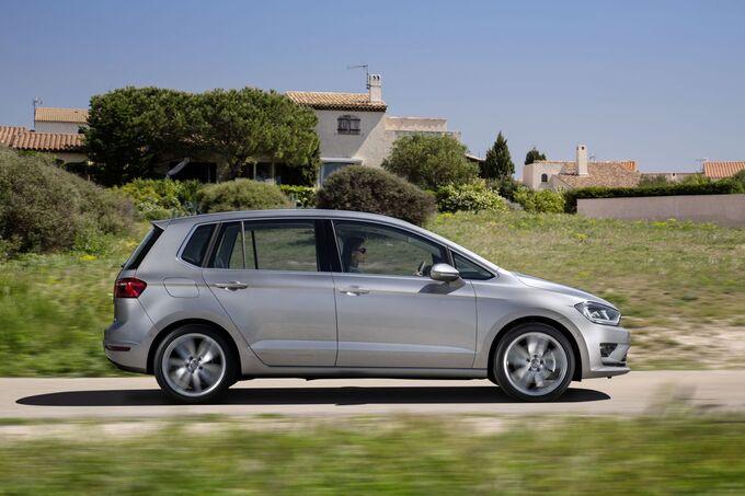 VW Golf Sportsvan 1.5 TSI 2014