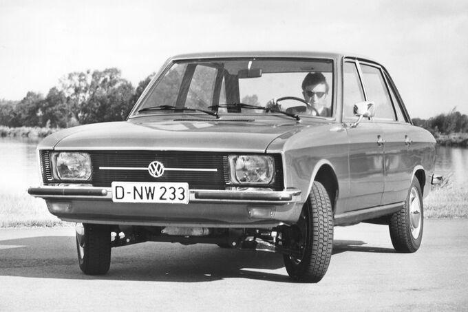 VW K 70, NSU