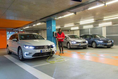VW Passat Variant GTE, VW Passat Variant 2.0 TDI, VW Passat Variant 2.0 TSI