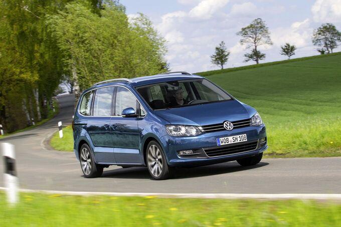VW Sharan 1.4 TSI 2015