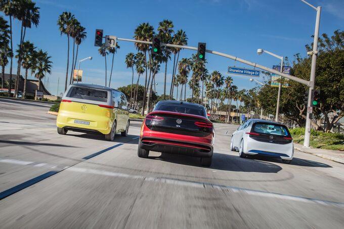 Volkswagen, Cross, Buzz, I.D.