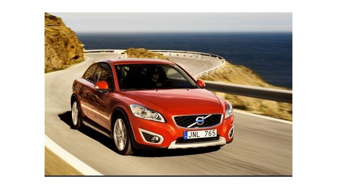Volvo C30 mit neuer Front