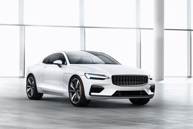 Volvo Polestar 2019