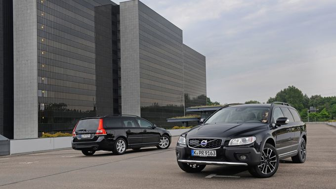 Volvo V70 Black Edition