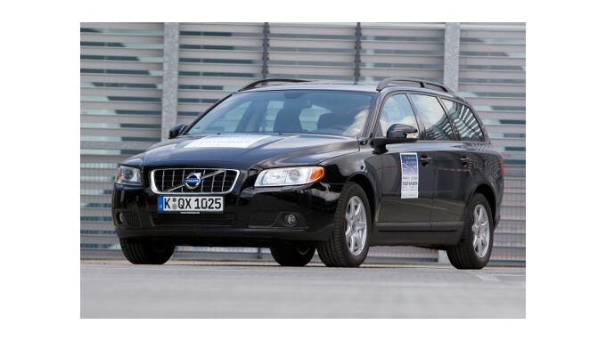 Volvo V70 fährt Erfolg ein