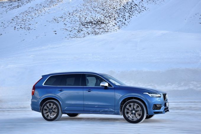 Volvo XC90 T8 2.0 Plug-in
