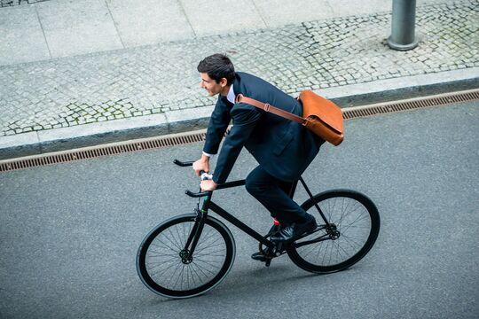 Bei Zweirädern gelten andere Regeln