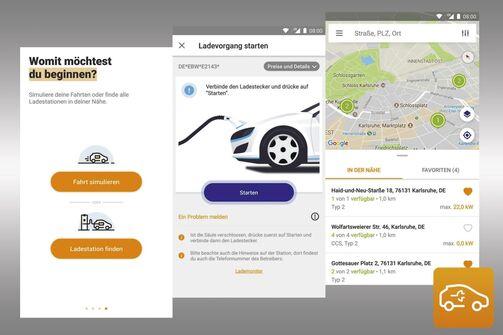 enBW Mobility App