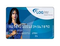 Log Pay-Card