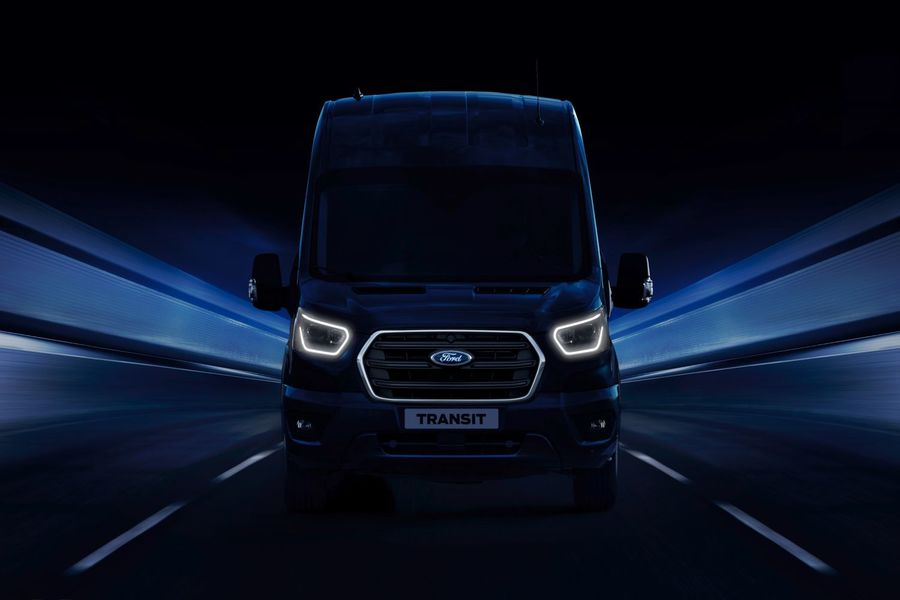 ford transit 2019 kommt der elektro transporter firmenauto. Black Bedroom Furniture Sets. Home Design Ideas
