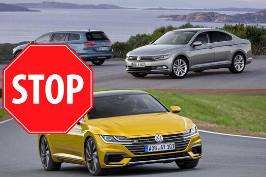 Diess stoppt wichtige Diesel-Modelle