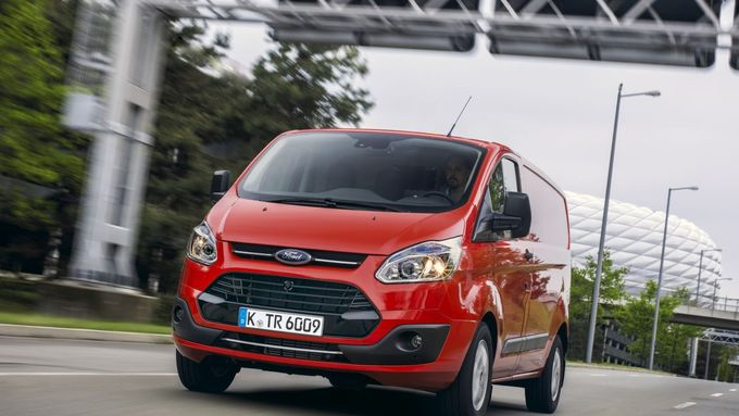 roter Ford